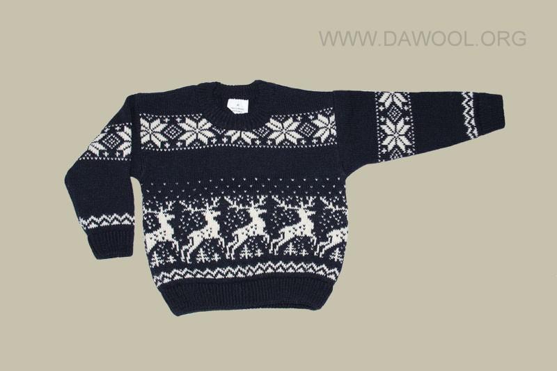 Детский свитер 32304