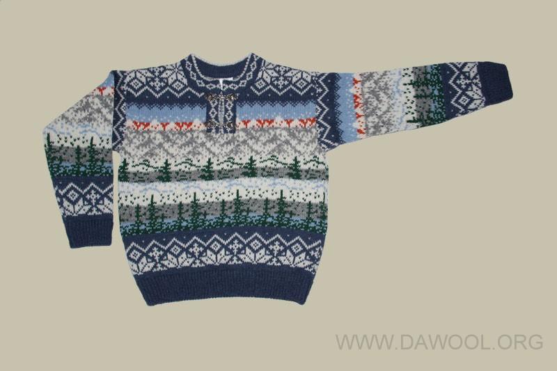 Детский свитер 32305