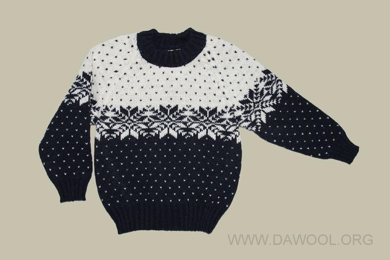 Детский свитер 32306