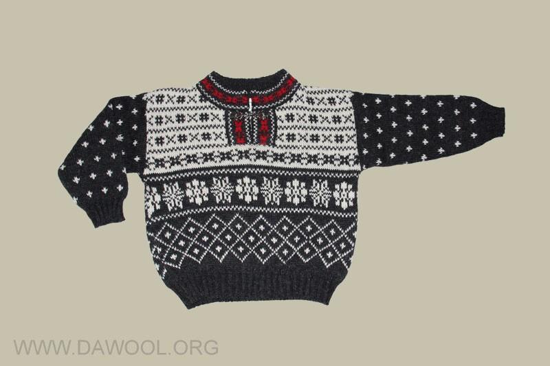 Детский свитер 32302